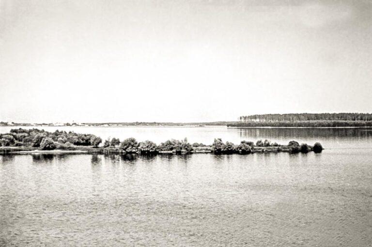 Послевоенная Сталинградская Волга
