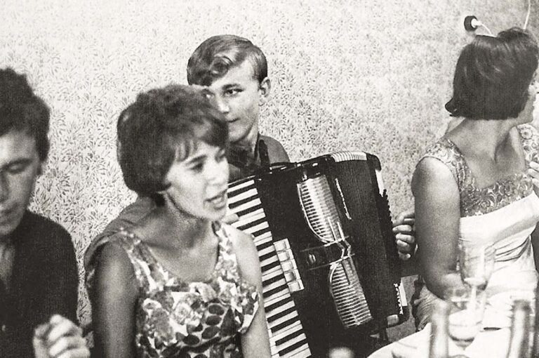 И всё-таки аккордеон — это как первая любовь