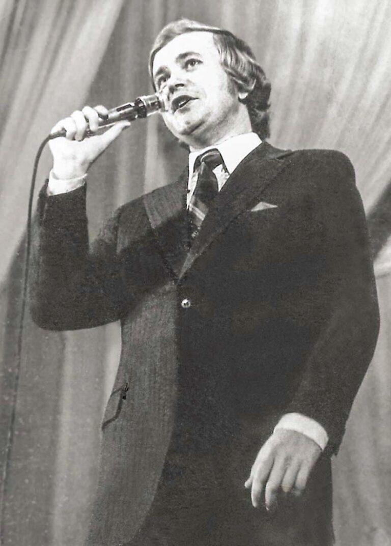Всесоюзный конкурс исполнителей советской песни в Минске. Июнь 1973 года